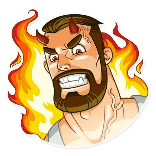 Sport guy - Sticker 13