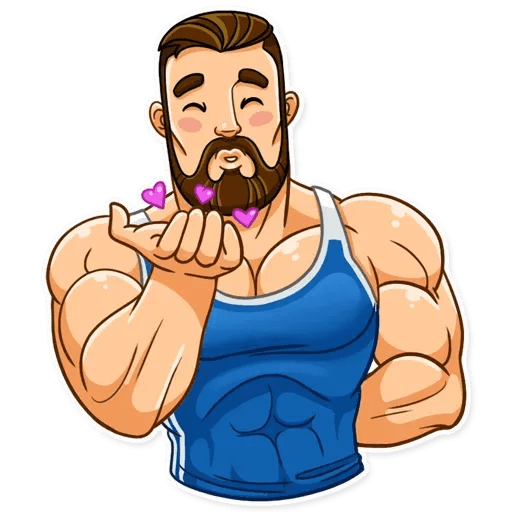 Sport guy - Sticker 4
