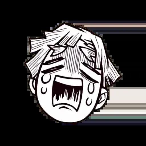 Kimetso - Sticker 15
