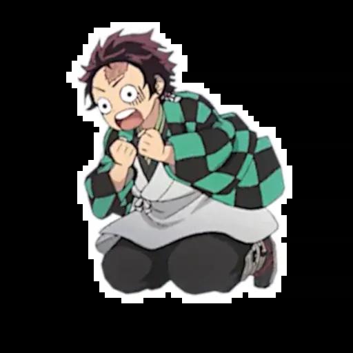 Kimetso - Sticker 6