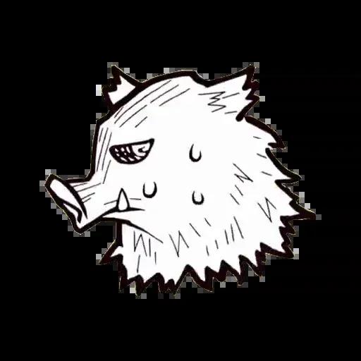 Kimetso - Sticker 20
