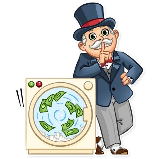 Don Monopolio - Sticker 7
