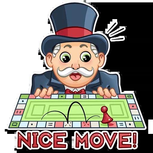 Don Monopolio - Sticker 13