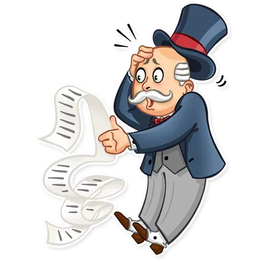 Don Monopolio - Sticker 26