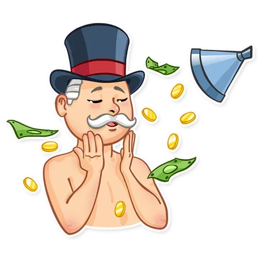 Don Monopolio - Sticker 23