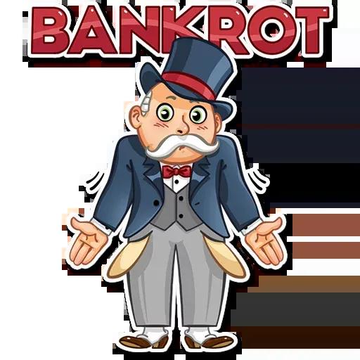 Don Monopolio - Sticker 17