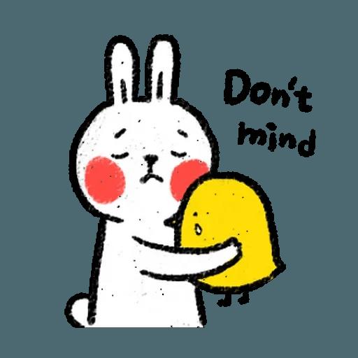 懶散兔4 - Sticker 23