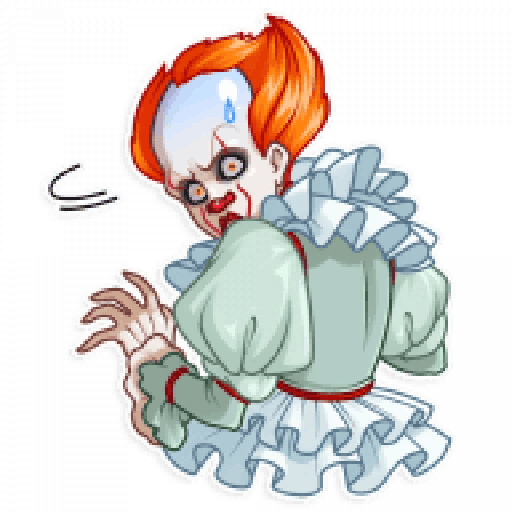 Pennywise - Sticker 5