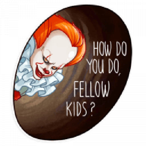 Pennywise - Sticker 8
