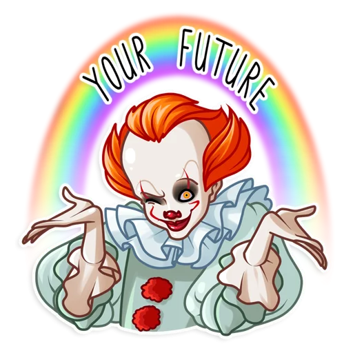 Pennywise - Sticker 25