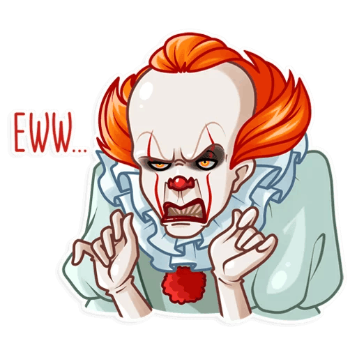 Pennywise - Sticker 24