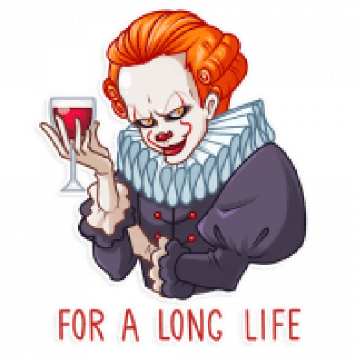 Pennywise - Sticker 12