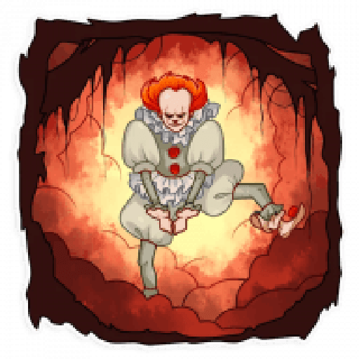 Pennywise - Sticker 15