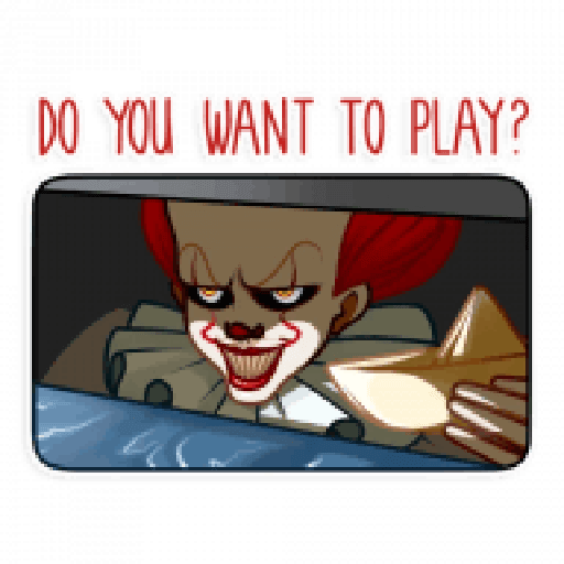 Pennywise - Sticker 13