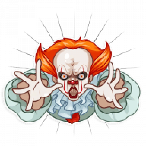 Pennywise - Sticker 11