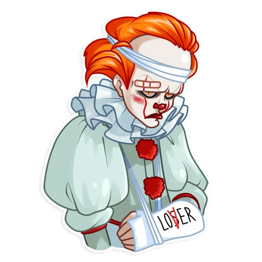 Pennywise - Sticker 17
