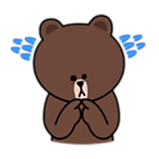 Brown and Cony 1 - Sticker 21