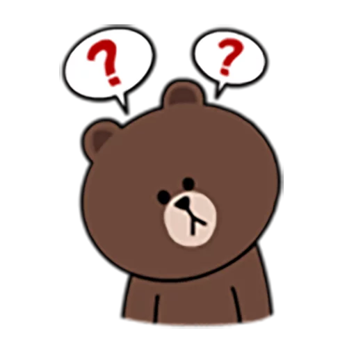 Brown and Cony 1 - Sticker 18