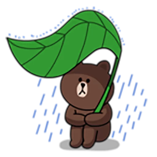 Brown and Cony 1 - Sticker 15
