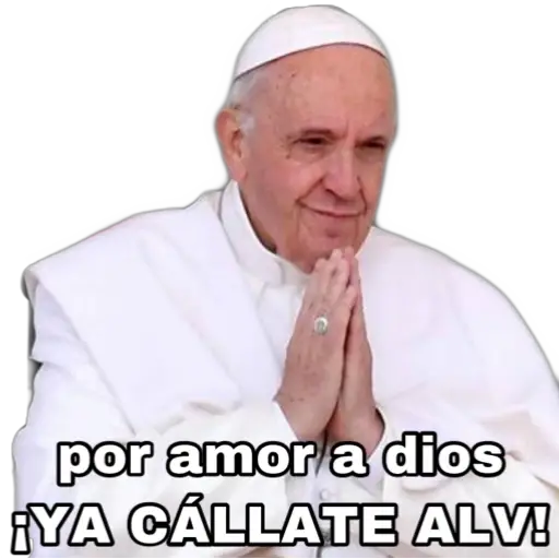 Papa Memes - Sticker 1