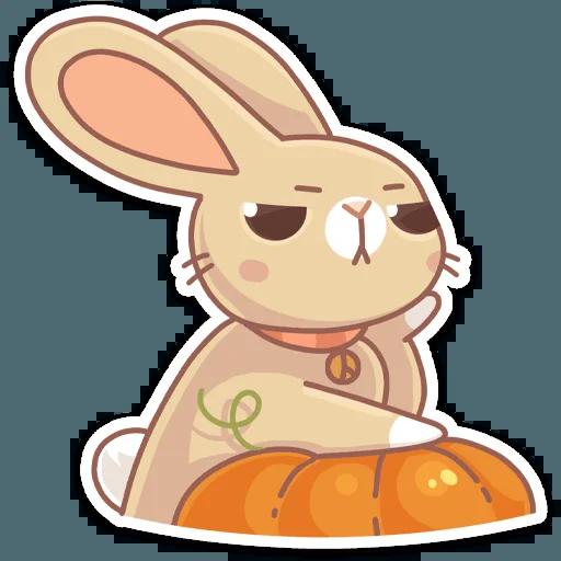 Almond Bunny - Sticker 13