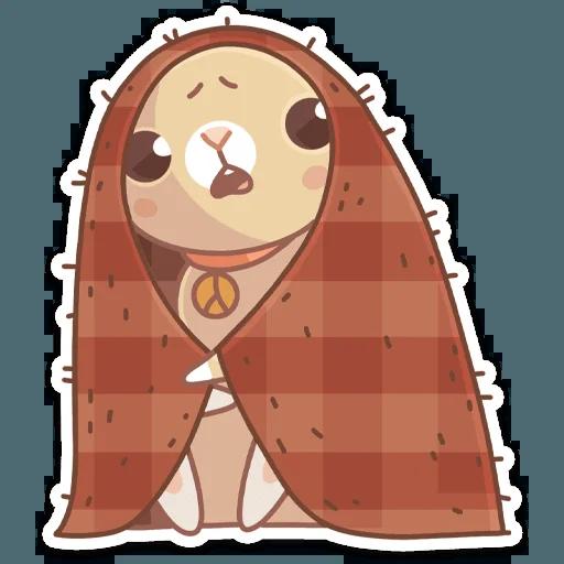 Almond Bunny - Sticker 10
