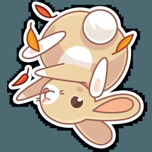 Almond Bunny - Sticker 20