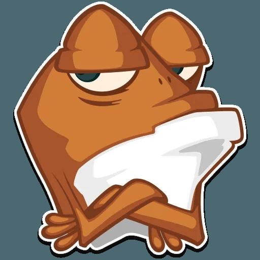 Frog - Sticker 8