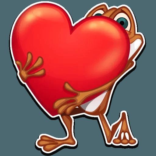 Frog - Sticker 6