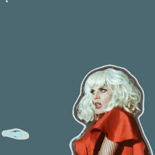 Drag - Sticker 9