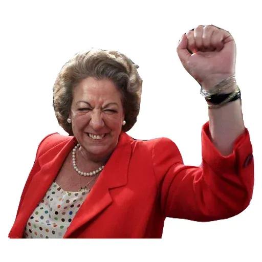 RitaBarberá - Sticker 2