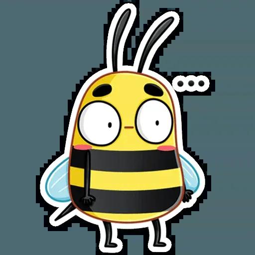 Bee - Sticker 19