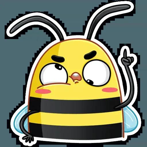 Bee - Sticker 20