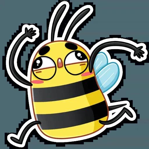 Bee - Sticker 7