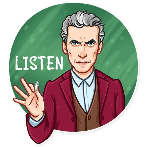Doctor Who - Sticker 29
