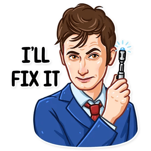 Doctor Who - Sticker 24