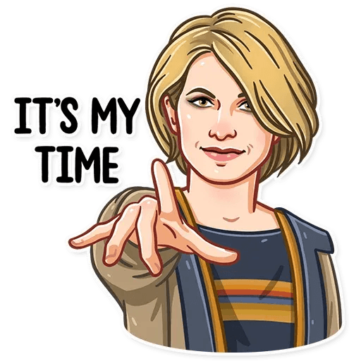 Doctor Who - Sticker 22