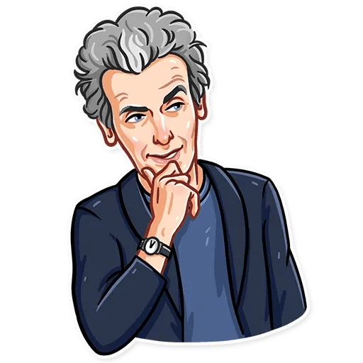 Doctor Who - Sticker 23