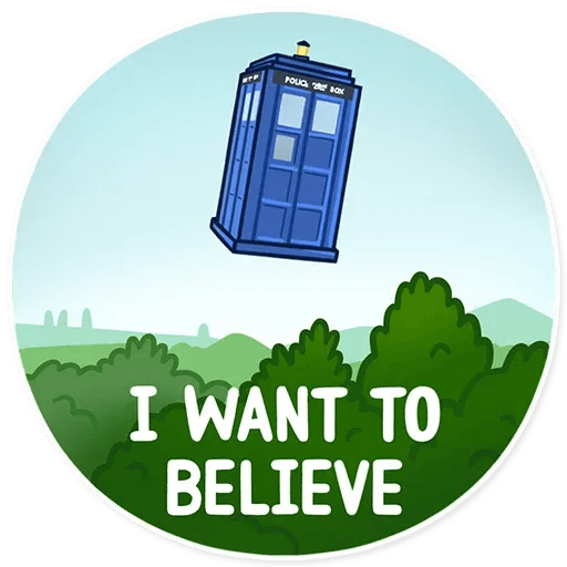 Doctor Who - Sticker 18
