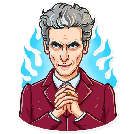 Doctor Who - Sticker 16