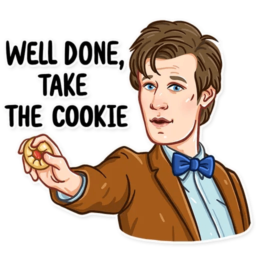 Doctor Who - Sticker 8