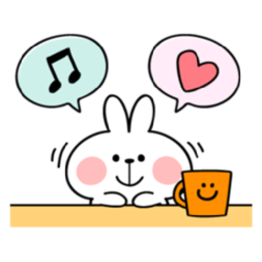 Spoiled Rabbit You-6 - Sticker 13