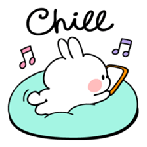 Spoiled Rabbit You-6 - Sticker 8