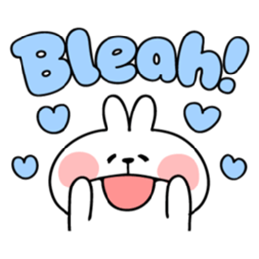 Spoiled Rabbit You-6 - Sticker 22