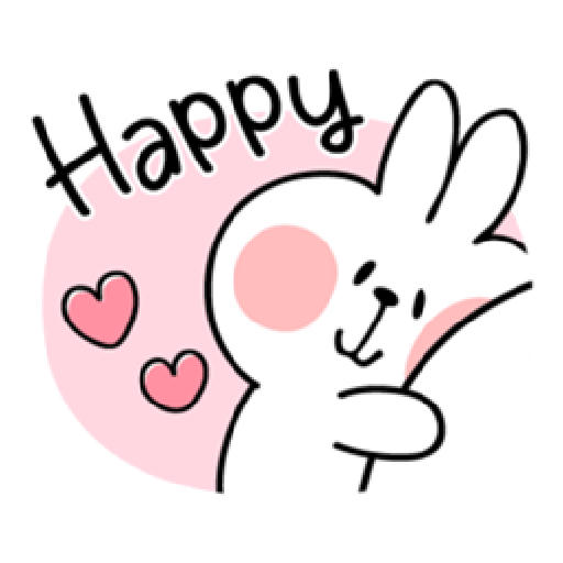 Spoiled Rabbit You-6 - Sticker 17