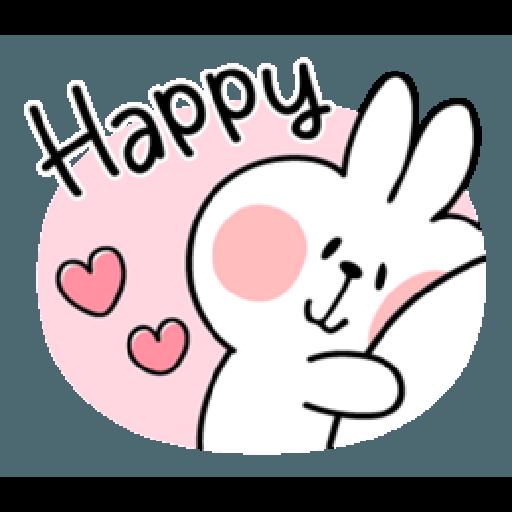 Spoiled Rabbit You-6 - Sticker 17