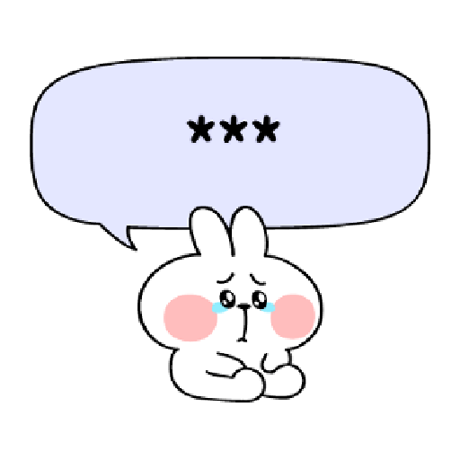 Spoiled Rabbit You-6 - Sticker 5