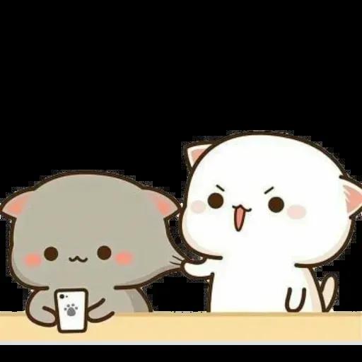 gatos - Sticker 18