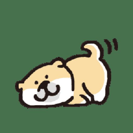 SHIBA Emoji - Sticker 22