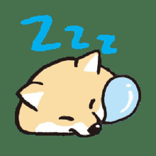 SHIBA Emoji - Sticker 5